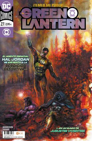 EL GREEN LANTERN #109/ 27 (GRANT MORRISON)
