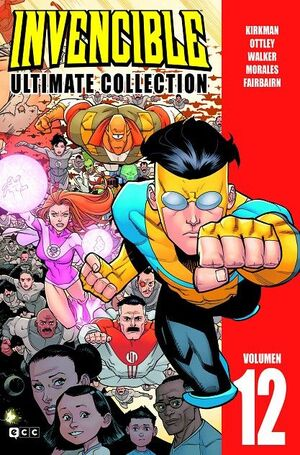 INVENCIBLE ULTIMATE COLLECTION VOL.12
