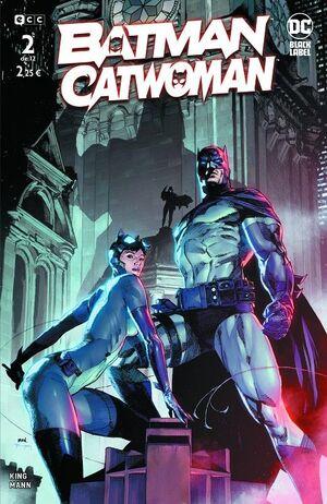 BATMAN / CATWOMAN #02