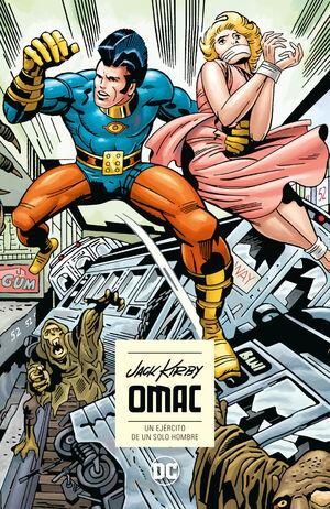 O.M.A.C: UN EJÉRCITO DE UN SOLO HOMBRE (DC ICONS)
