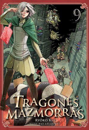 TRAGONES Y MAZMORRAS #09