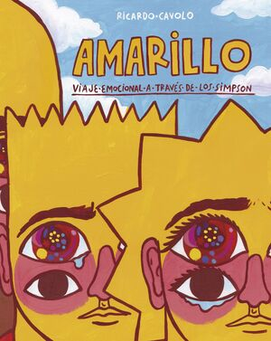 AMARILLO. VIAJE EMOCIONAL A TRAVÉS DE LOS SIMPSON