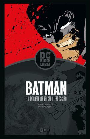 BATMAN: EL CONTRAATAQUE DEL CABALLERO OSCURO (EDICIÓN BLACK LABEL)