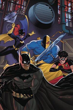 BATMAN: LAS AVENTURAS CONTINÚAN #03
