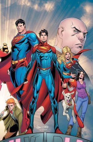 SUPERMAN VOL.3 #111 FRONTERA INFINITA I