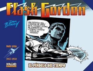 FLASH GORDON 1957-1958 ( DAILY STRIPS )