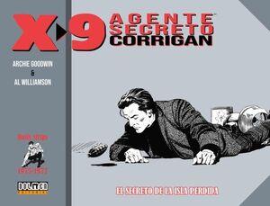 AGENTE SECRETO X-9. ( 1975-1977 )