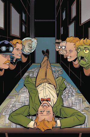 JIMMY OLSEN, EL AMIGO DE SUPERMAN: ¿QUIÉN MATÓ A JIMMY OLSEN?