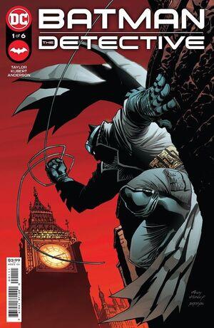 BATMAN EL DETECTIVE #01