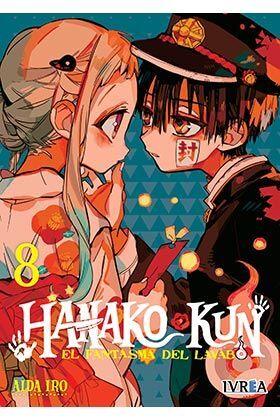 HANAKO-KUN, EL FANTASMA DEL LAVABO #08