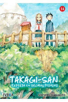 TAKAGI-SAN EXPERTA EN BROMAS PESADAS #14