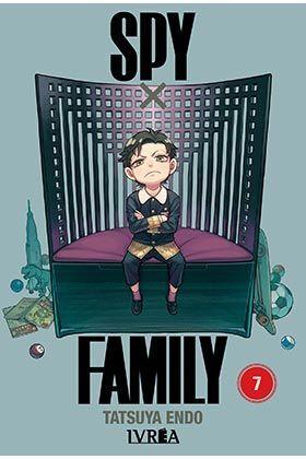 SPY X FAMILY #07