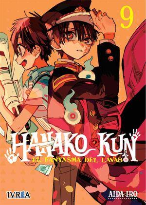 HANAKO-KUN, EL FANTASMA DEL LAVABO #09