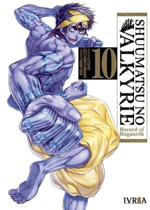 SHUUMATSU NO VALKYRIE: RECORD OF RAGNAROK #10
