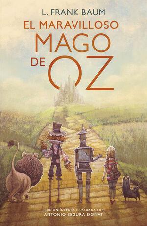 EL MARAVILLOSO MAGO DE OZ (ALFAGUARA)