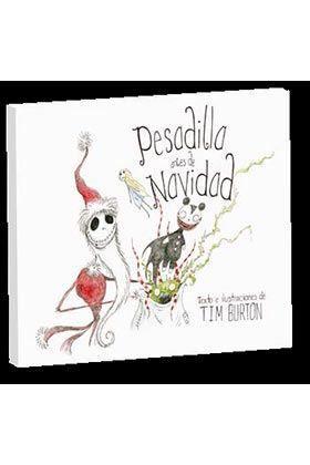 PESADILLA ANTES DE NAVIDAD (NOVELA ILUSTRADA-CARTONE)