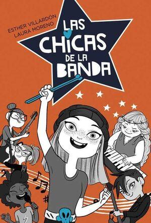 LAS CHICAS DE LA BANDA #01