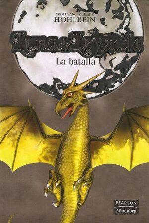 LUNA DE LEYENDA. LA BATALLA