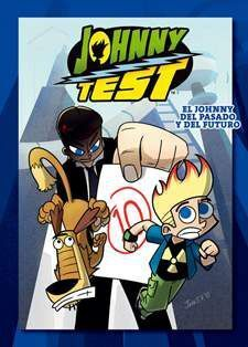 JOHNNY TEST #10: EL JOHNNY DEL PASADO Y DEL FUTURO