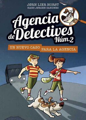 AGENCIA DE DETECTIVES. UN NUEVO CASO PARA LA AGENCIA