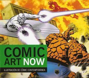 COMIC ART NOW. ILUSTRACION DE COMIC CONTEMPORANEA