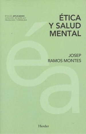 ETICA Y SALUD MENTAL