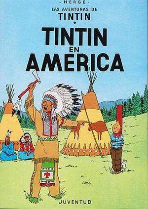 TINTIN EN AMERICA