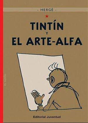 TINTIN Y EL ARTE-ALFA