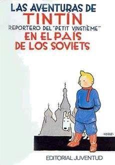 TINTIN #01. TINTIN EN EL PAIS DE LOS SOVIETS (NUEVO FORMATO)