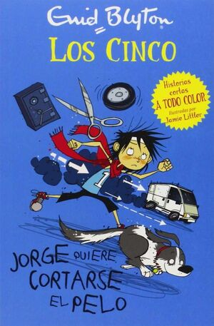 LOS CINCO: JORGE QUIERE CORTARSE EL PELO (RTCA)