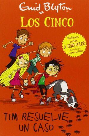 LOS CINCO: TIM RESUELVE UN CASO (RTCA)