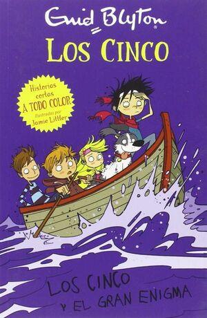 LOS CINCO: LOS CINCO Y EL GRAN ENIGMA (RTCA)