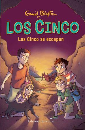 LOS CINCO: LOS CINCO SE ESCAPAN