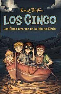 LOS CINCO: LOS CINCO OTRA VEZ EN LA ISLA DE KIRRIN