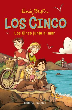 LOS CINCO: LOS CINCO JUNTO AL MAR