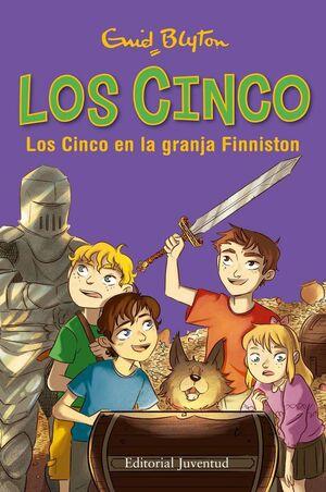 LOS CINCO: LOS CINCO EN LA GRANJA FINNISTON