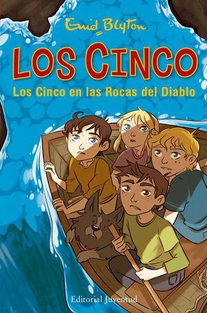 LOS CINCO: LOS CINCO EN LAS ROCAS DEL DIABLO