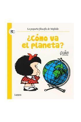 MAFALDA: COMO VA EL PLANETA?