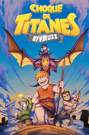 CHOQUE DE TITANES #01