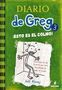DIARIO DE GREG #03. ESTO ES EL COLMO