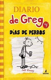 DIARIO DE GREG #04. DIAS DE PERROS