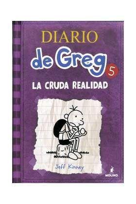 DIARIO DE GREG #05. LA CRUDA REALIDAD
