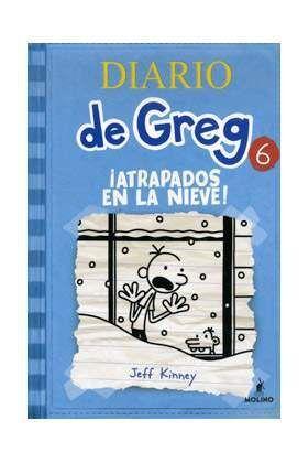 DIARIO DE GREG #06. ATRAPADOS POR LA NIEVE