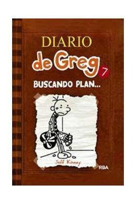 DIARIO DE GREG #07. BUSCANDO PLAN