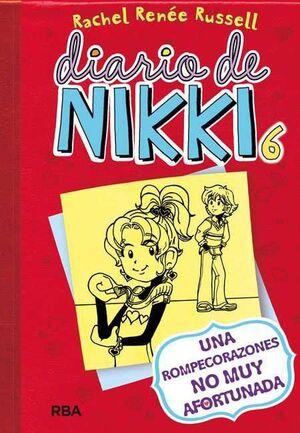DIARIO DE NIKKI #06: UNA ROMPECORAZONES NO MUY AFORTUNADA