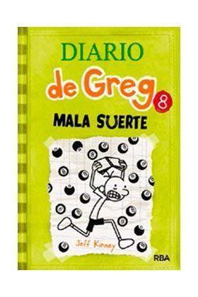 DIARIO DE GREG #08. MALA SUERTE