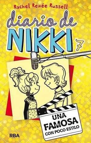 DIARIO DE NIKKI #07: UNA FAMOSA CON POCO ESTILO