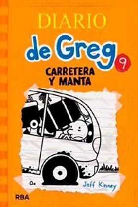 DIARIO DE GREG #09. CARRETERA Y MANTA