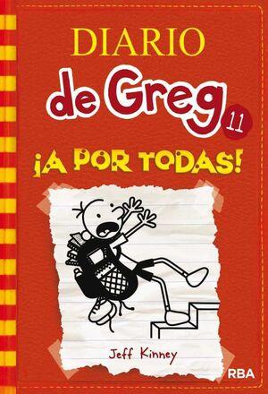 DIARIO DE GREG #11. A POR TODAS!