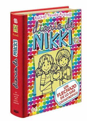 DIARIO DE NIKKI #12: UN FLECHAZO DE LO MAS CATASTROFICO